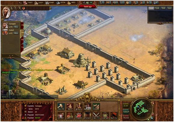 Онлайн игры о войне